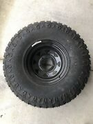 Spare Mud Tyre and Rim. New, never used Mooroolbark Yarra Ranges Preview
