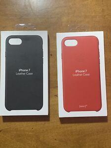 Étuis iPhone 7 en cuir (Apple)