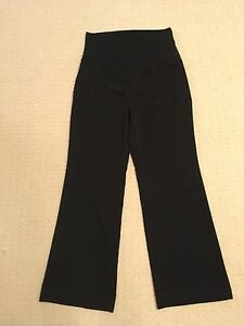 Thyme Maternity Black Dress Pants - S/M