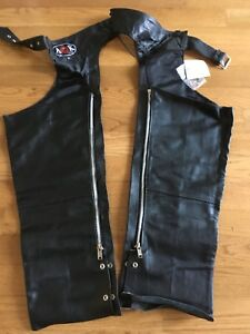 NWT Women's Motorcycle Chaps