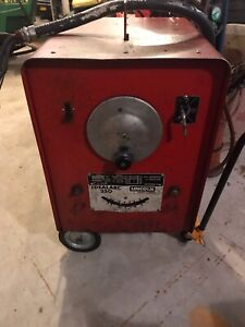 Lincoln Idealarc AC/DC Reverse Welder 240 volts 250 amps
