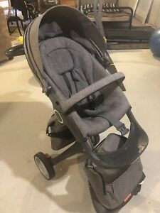 Stokke Xplory Stroller w/ Carriage