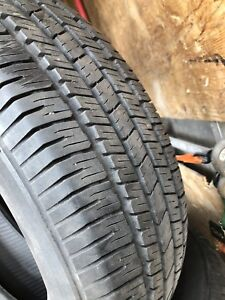 TOYO PROXES P195/65/R15 summer tires ONLY 3