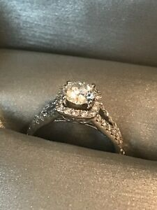 FREE GENT'S RING WHEN YOU PURCHASE THIS ENGAGEMENT RING