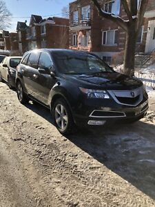 2012 Acura MDX Tech Pack