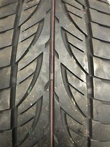 3 different tires