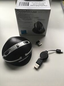Wireless Oyster Mouse RRP $229 ideal for RSI sufferers. Malvern East Stonnington Area Preview