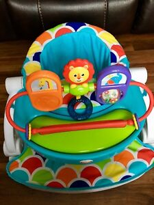 Fisher Price Sit-Me-Up baby Floor Seat