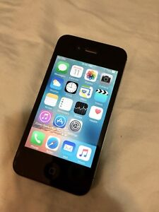 iPhone 4s , perfect condition , black , 16gb