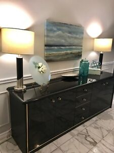 Huge hallway console for bigger space/hallway