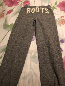Roots girl sweatpants