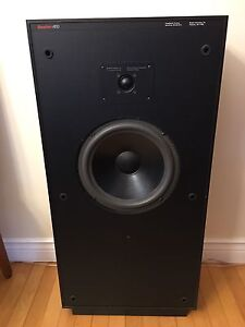 Boston Acoustics A100 Speakers - Big and Beautiful