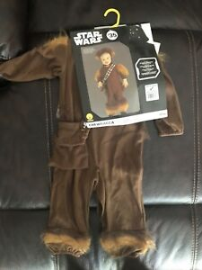 Chewbacca costume Star Wars