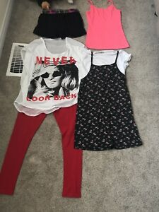 LOT 3 LARGE GIRLS OUTFITS GENTLY USED