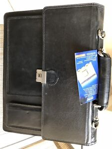 Laptop bag (15.6 inch) with Amiet Lock (Swiss)