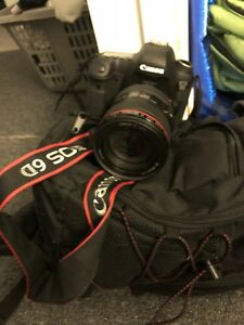 Perfect Canon 6D with Lens + Bag