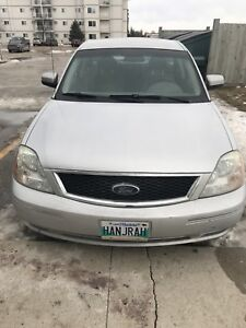 2005 ford five hundred automatic
