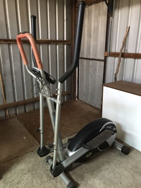 Be6650d magnetic elliptical strider reduced price!!!! gym & fitness