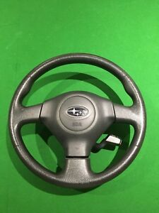Subaru Steering Wheel