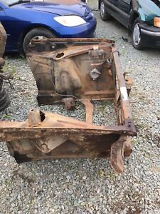 1966-1967 Chevy II front clip
