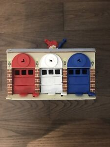 Melissa and Doug garage toy with keys