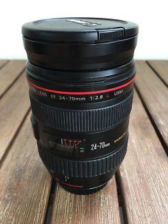 CANON ZOOM LENS | EF 24-70mm | f/2.8 L USM.