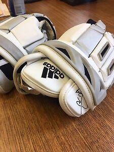 John Grant Jr Adidas Pro Model Lacrosse Gloves