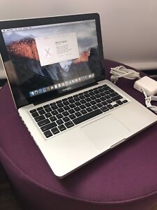 *2011 MacBook Pro 13' (SSD Upgrade)*