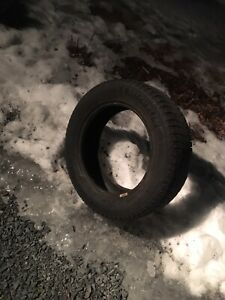 (Single) 185/65r15 Michelin X-ice (Like New)