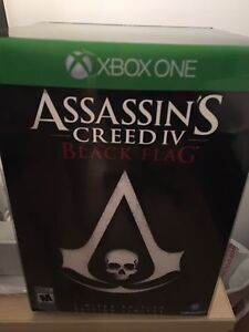 Assassins Creed Black Flag Limited Edition