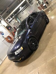 Audi A4 Stage 2+