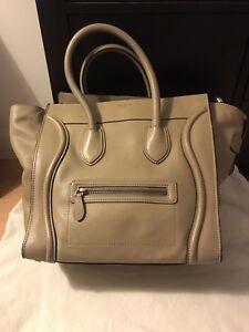 Celine luggage tote mini