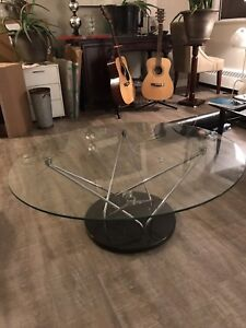 Spider Glass Coffee table