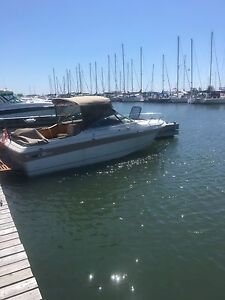 For sale 1979 doral 25 feet cuddy hull WITH TRAILER !!!