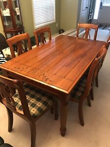Dining Room/Kitchen Table