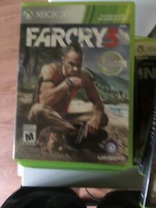 FarCry 3 Xbox 360 Game