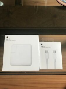New / Open Box 61w Apple USB-C Charger