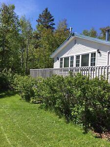 Cottage Rental Northumberland Strait