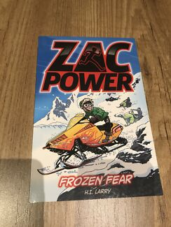 Zac Power - Frozen Fear