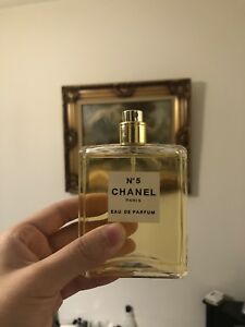 Authentic Chanel No 5 perfume parfum 100ml tester