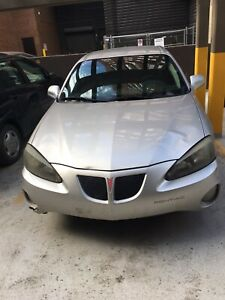 2006 Pontiac Grand Prix Silver MUST GO PRICED TO SELL