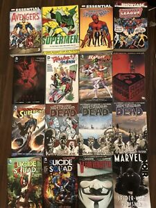 Comic book / graphic noves