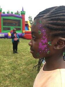 AFFORDABLE FACEPAINTERS FOR PARTIES