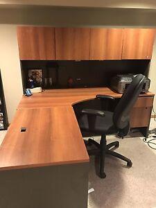 Beautiful L Shaped Desk