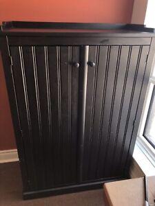 IKEA two door dresser