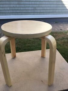 Stool for a child