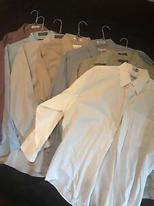 Men's Dress Shirts.