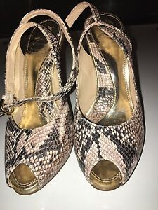 Snake skin shoes Clear Island Waters Gold Coast City Preview
