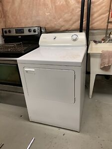 Washer and dryer $240