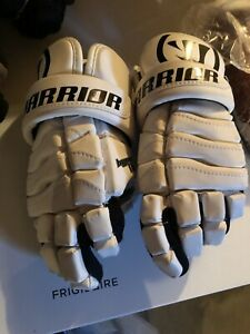 Warrior jr gloves
